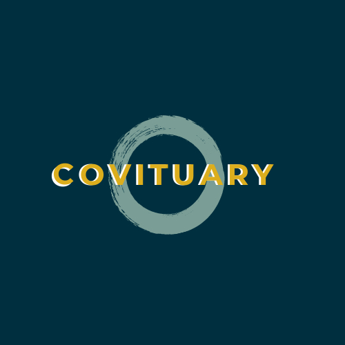 Covituary Logo An obituary for lives lost to COVID