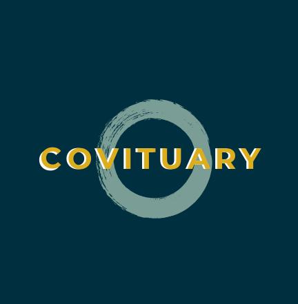 Memorial site for covid Covituary Logo